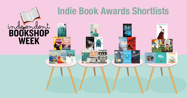 Indie Book Awards Shortlists 2020