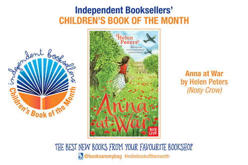 Children's Book of the Month - July 2019