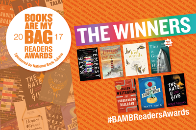 BAMB Readers Awards winners 2017