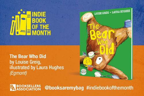 Indie Book of the Month - January 2020